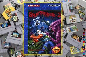 Genesis Games – Splatterhouse 2