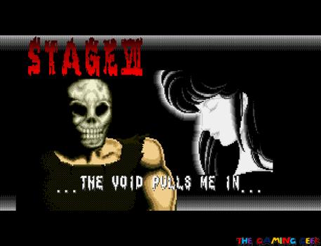 Splatterhouse 2 - stage intro