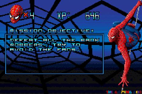 Spider-Man 2 - Side mission
