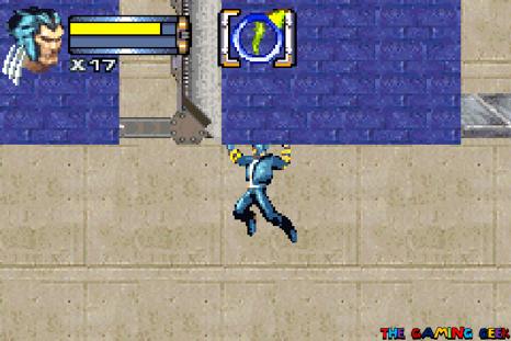 Wolverine's Revenge - Ceiling cling