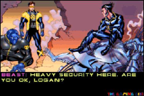 Wolverine's Revenge - cutscene